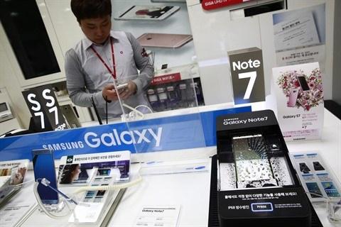 Glas du Galaxy Note 7 : quel impact pour la valeur des exportations du Vietnam ? hinh anh 1