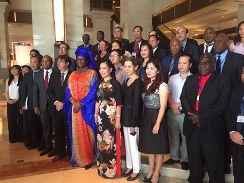 OIF : Mettre l'accent sur le developpement des industries culturelles hinh anh 2