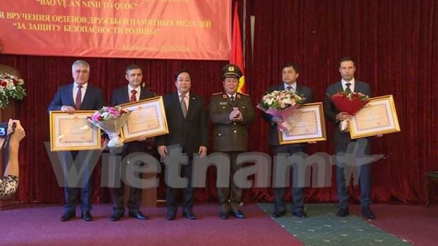 Quatre universite et instituts russes a l'honneur hinh anh 1