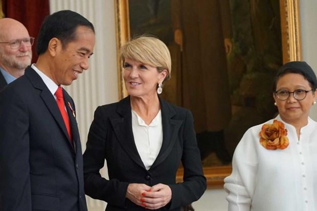 Les relations entre l'Australie et l'Indonesie