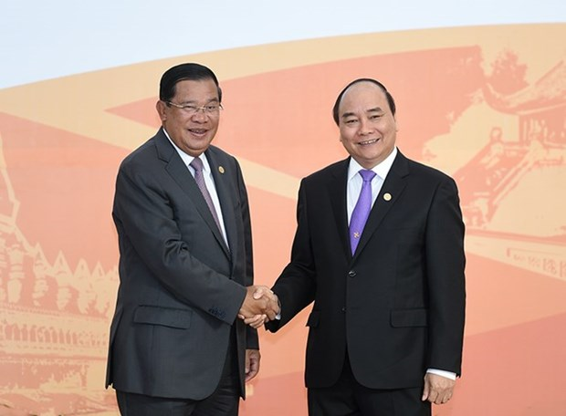Le Vietnam et le Cambodge renforceront leurs liens hinh anh 1