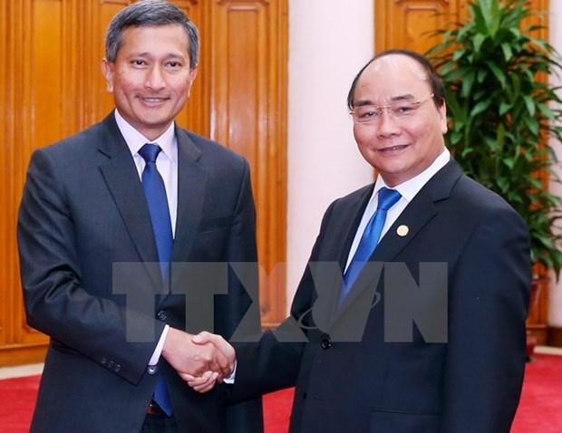 Le Vietnam cree de meilleures conditions aux entreprises singapouriennes hinh anh 1