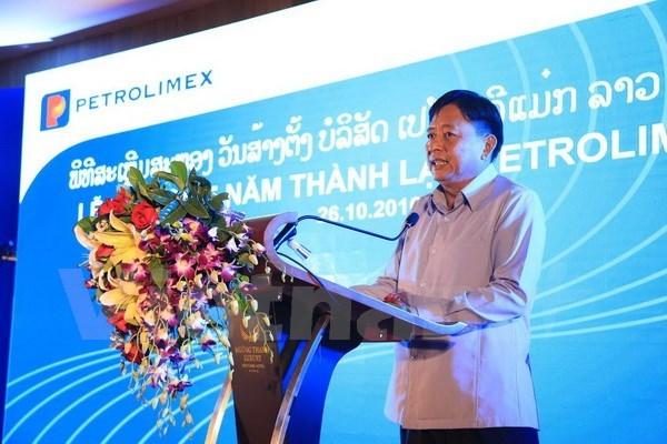 Petrolimex Lao - Destination-phare dans les activites d'affaires vietnamiennes au Laos hinh anh 1