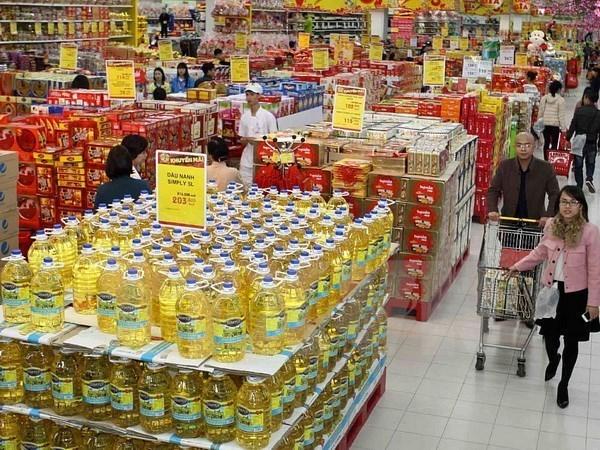 L'indice des prix a la consommation d'octobre en hausse de 0,83% en un mois hinh anh 1