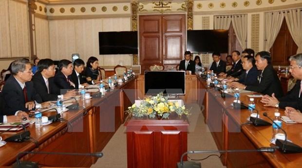 Nagoya presente ses pontentiels touristiques a Ho Chi Minh-Ville hinh anh 1