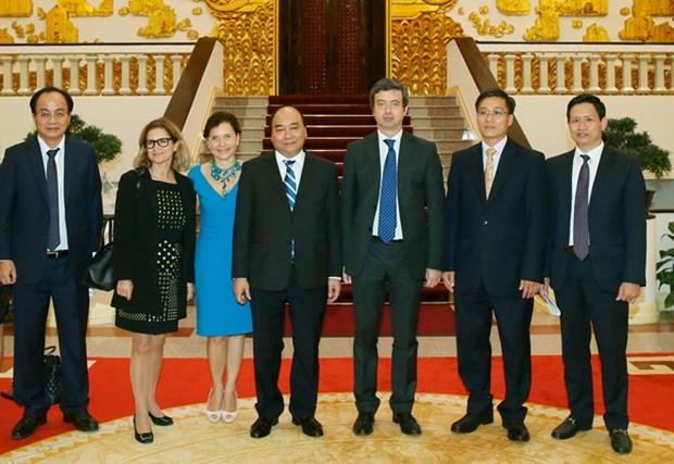 Vietnam et Italie cooperent dans le secteur du droit et de la justice hinh anh 1