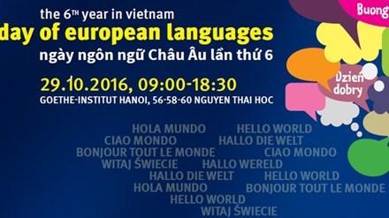 La 6eme Journee europeenne des langues a Hanoi hinh anh 1