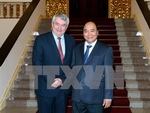 Vietnam et Republique tcheque resserrent leurs liens hinh anh 1