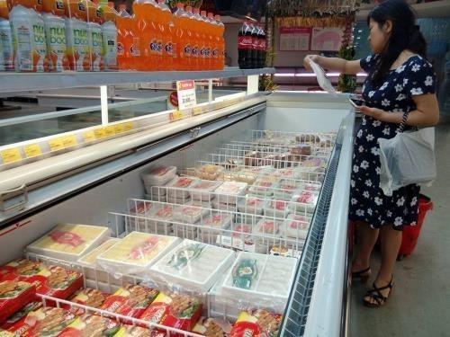 Hausse des prix dans huit groupes de marchandises a Ho Chi Minh-Ville hinh anh 1