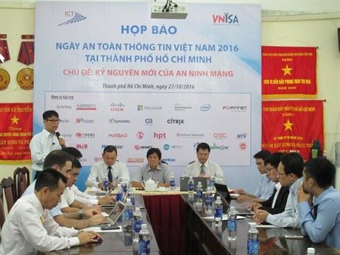 Ho Chi Minh-Ville attend la Journee de la securite informatique en novembre hinh anh 1