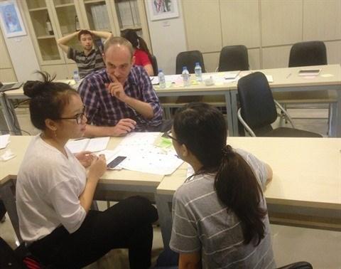 L'AUF developpe l'esprit entrepreneurial chez les etudiants hinh anh 2