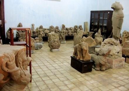 Reouverture de la galerie des antiquites Cham a Hue hinh anh 1