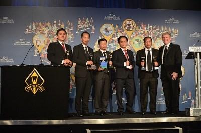Viettel remporte de nombreux titres aux International Business Awards 2016 hinh anh 1