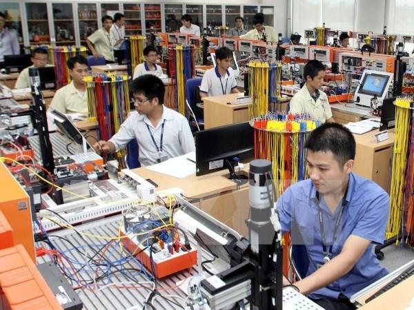 Octobre: la creation d'entreprises au Vietnam bondit de 28% hinh anh 1