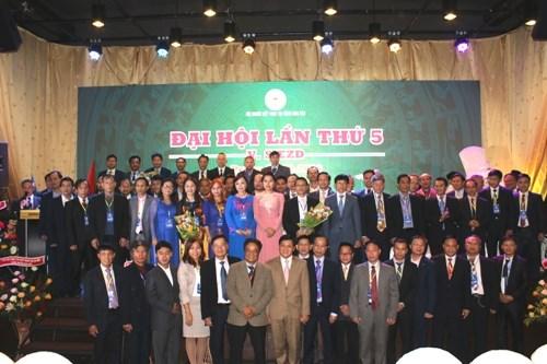 L'Association des Vietnamiens de Tchequie tient son 5e congres hinh anh 1