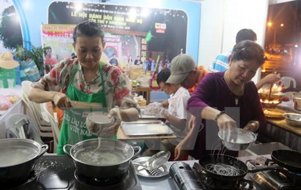 Le Festival gastronomique du delta du Mekong ravit les gourmets hinh anh 1