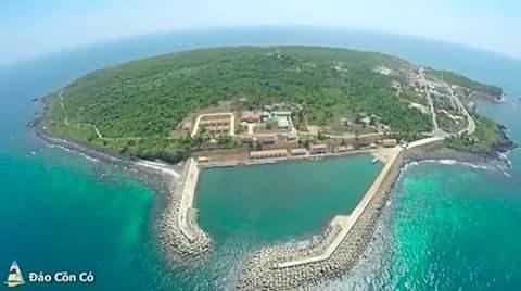 Approbation du plan d'ouverture du circuit touristique de l'ile de Con Co hinh anh 1