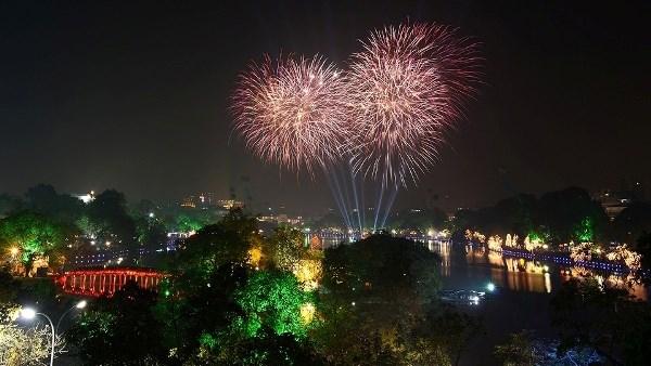 Hanoi Festive : rendez-vous en vue du Nouvel An 2017 hinh anh 1