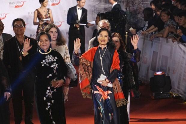 L'ouverture du 4e Festival international du film de Hanoi hinh anh 1