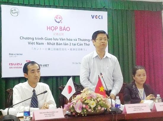 Deuxieme echange culturel Vietnam-Japon a Can Tho hinh anh 1