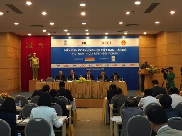Forum d'affaires Vietnam-Inde a Hanoi hinh anh 1