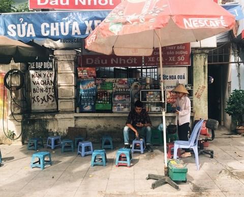 La cuisine de rue a Hanoi hinh anh 2