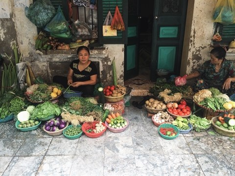 La cuisine de rue a Hanoi hinh anh 3
