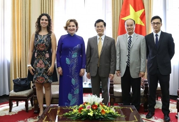Vietnam-Colombie : renforcer les relations bilaterales hinh anh 1