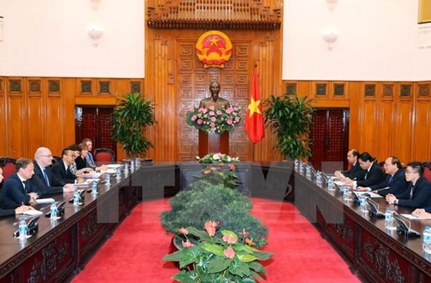Le Vietnam veut signer bientot l'accord de libre-echange avec l'UE hinh anh 1