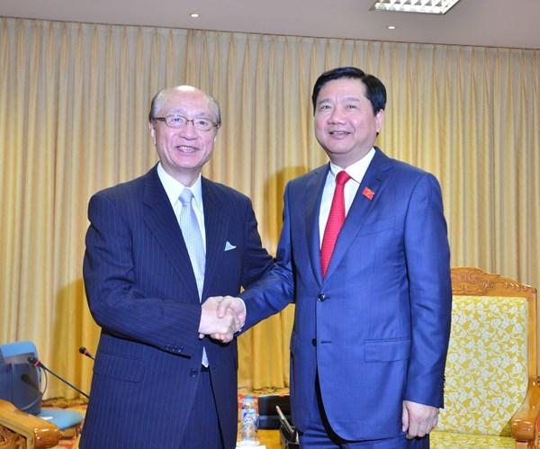Le Japon assistera Ho Chi Minh-Ville dans l'application du nouveau modele PPP hinh anh 1