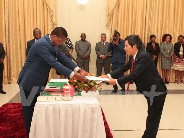 Le Vietnam souhaite renforcer la cooperation avec la Zambie hinh anh 1