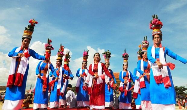 Kien Giang: Journee culturelle, sportive et touristique des Khmers hinh anh 1