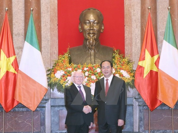 Belles perspectives pour les relations Vietnam-Irlande hinh anh 1