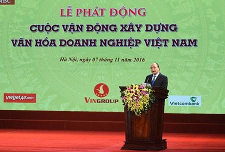 Nguyen Xuan Phuc: la culture entrepreneuriale est l'ame du label hinh anh 1