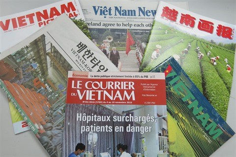 Lancement du Prix national de l'information pour l'etranger hinh anh 3