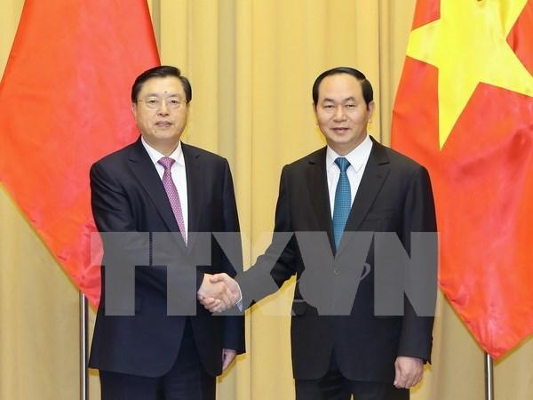 Approfondissement du Partenariat de cooperation strategique integrale Vietnam-Chine hinh anh 1