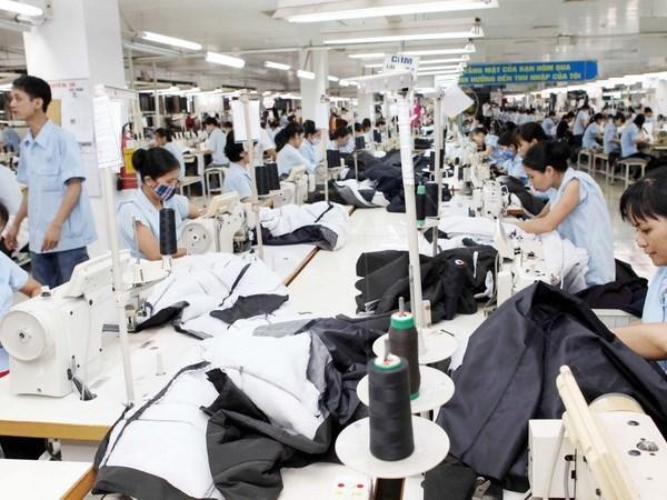 Textile-habillement : des entreprises continuent de rencontrer des difficultes en 2017 hinh anh 1