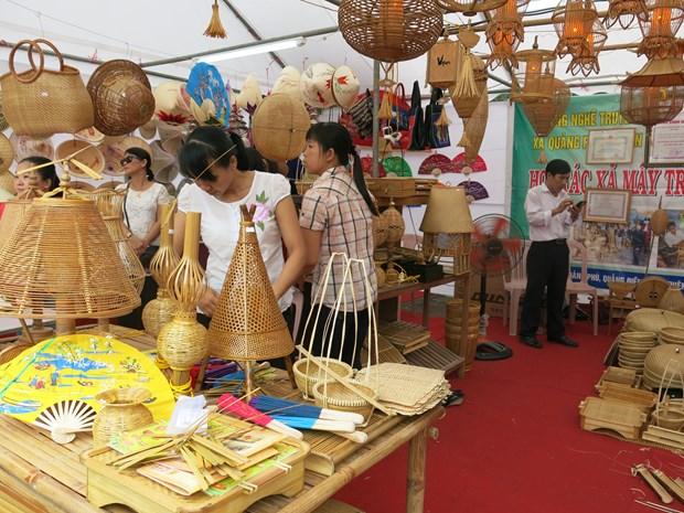 Rendez-vous en avril pour le 7e festival des metiers traditionnels de Hue hinh anh 1