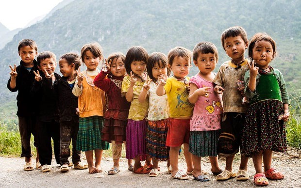 Amelioration de la nutrition des enfants de la region montagneuse du Nord hinh anh 1