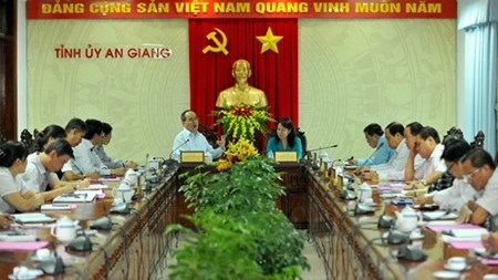 La province d'An Giang engagee a accelerer la restructuration agricole hinh anh 1