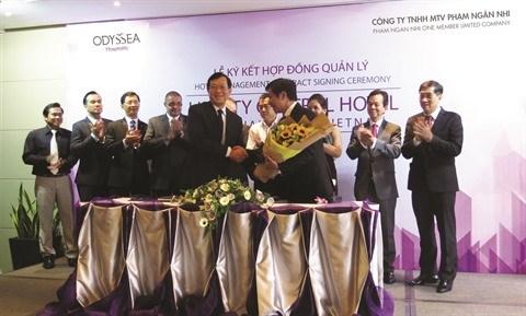 L'hotel Liberty Central va s'ouvrir a Da Nang hinh anh 1