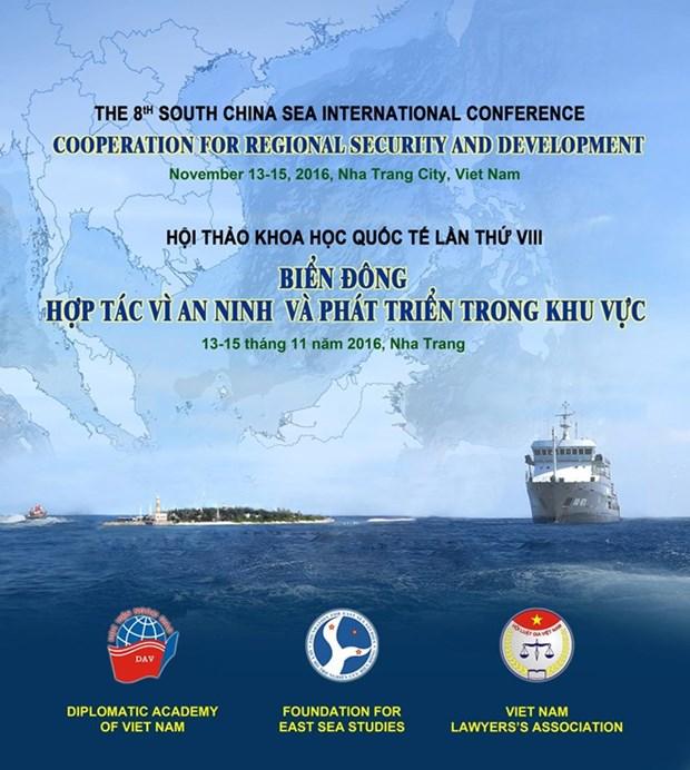 Ouverture de la 8e conference internationale sur la Mer Orientale hinh anh 1