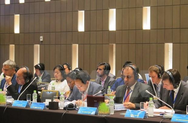 Ouverture de la 8e conference internationale sur la Mer Orientale hinh anh 2