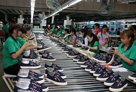 Le Vietnam, 2e fournisseur de chaussures en Allemagne hinh anh 1