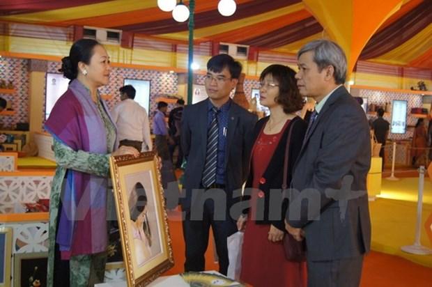 Le Vietnam participe a une foire internationale en Inde hinh anh 1