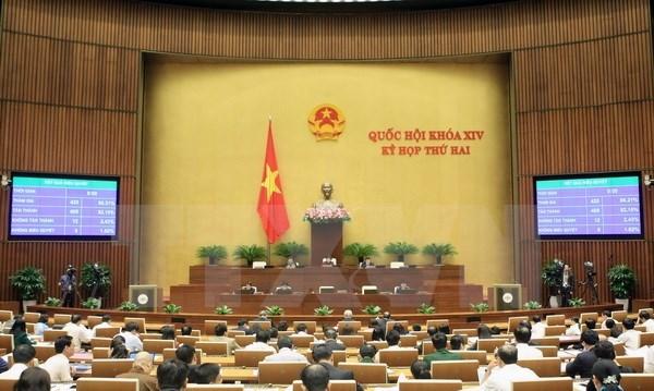 L'AN approuve la resolution sur la repartition du budget d'Etat pour 2017 hinh anh 1