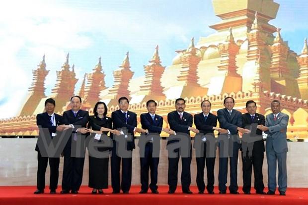 Laos: ouverture de la reunion des gouverneurs et maires des capitales de l'ASEAN hinh anh 2