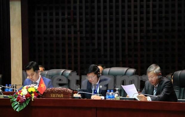 Laos: ouverture de la reunion des gouverneurs et maires des capitales de l'ASEAN hinh anh 3