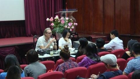 Wallonie-Bruxelles : une nouvelle formation sur le documentaire a Hanoi hinh anh 1