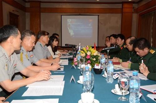 Le Vietnam et la R. de Coree cooperent dans la recherche des restes des soldats morts hinh anh 1